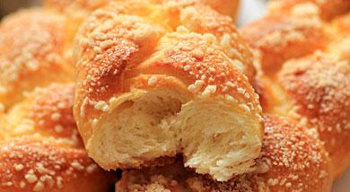 奶香辫子面包的做法