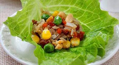 菜包饭的做法_菜包饭的家常做法_正宗菜包饭怎么做-美