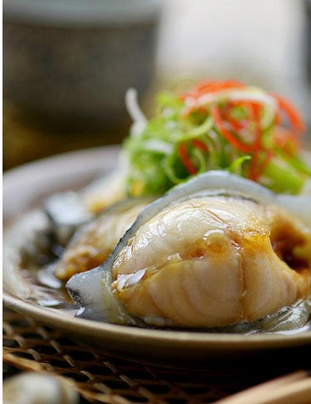 爱吃鱼食谱图片系列--v食谱冰岛鲫鱼斑鱼-爱源海参身上的寄生虫营养图片