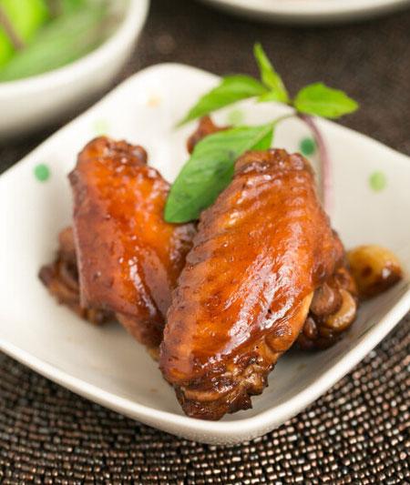 做三杯鸡和东南亚菜,一定要用九层塔