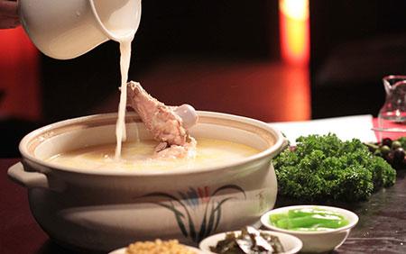 大骨头汤的做法大全