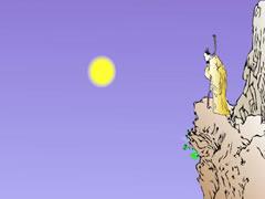 古朗月行的诗句_古朗月行的诗意图片