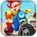 马戏团摩托车