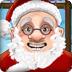 设计搞怪圣诞老人