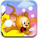 猫和老鼠打冰球