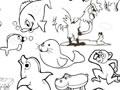 动物简笔画