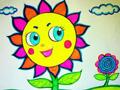 朝气蓬勃的向日葵