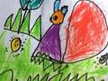 散步的小蜗牛