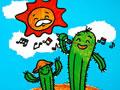 爱唱歌的仙人掌