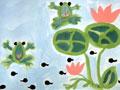 青蛙与蝌蚪