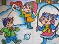快乐的冬天