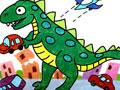 恐龙入侵地球