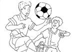 我们一起踢足球