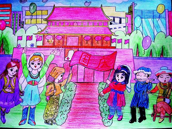 儿童画画_简笔画_儿童画画大全_儿童画画图片-有伴网