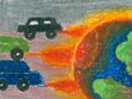 车尾气污染