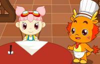 【宝箱】小小厨师